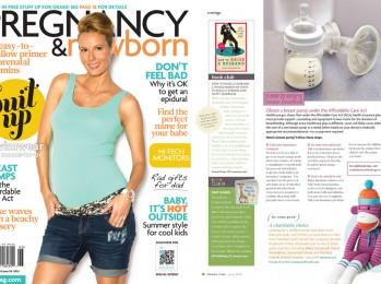 Pregnancy & Newborn mag