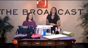 natl yoga month - the broadcast