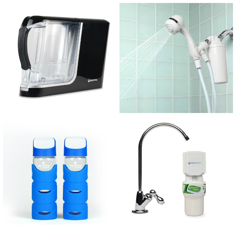 aquasana shower filter then you flush the filter with cold water and screw on the shower head. Black Bedroom Furniture Sets. Home Design Ideas
